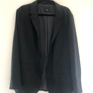 Vince Men's Jacket/coat Size XL Black